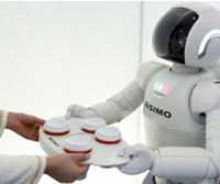 The era of service robots is about to break out